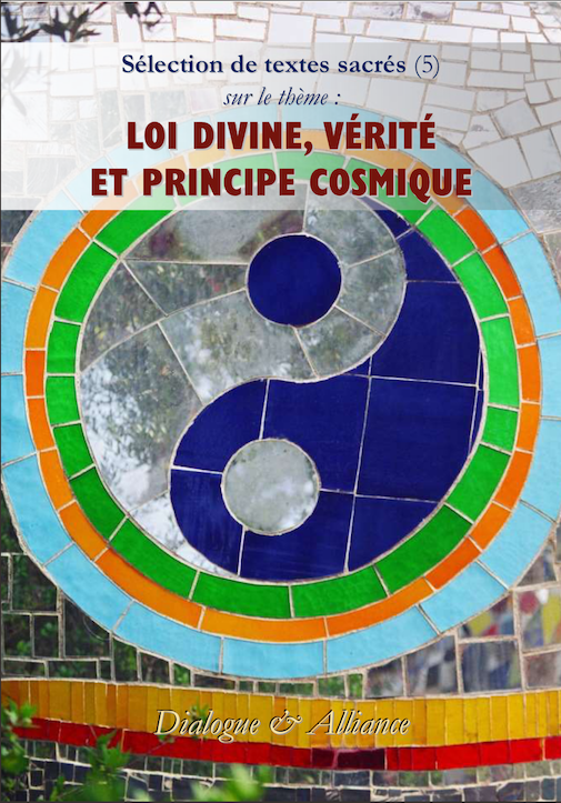 Loi divine, vérité et principe cosmique