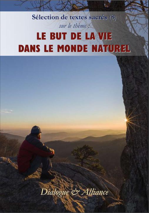 Le but de la vie dans le monde naturel